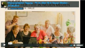 Film Dokumentation Tagung Fit Im Alter 2014 Vorschau